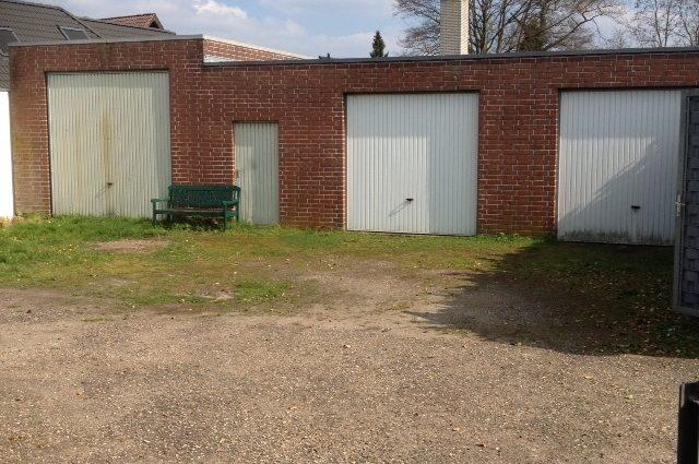 Garagenhof (Garage rechts)